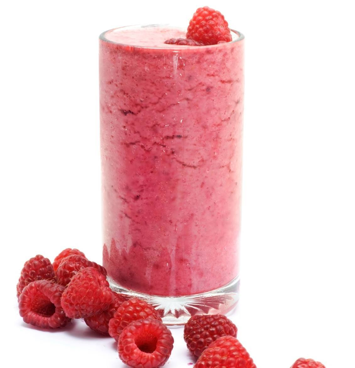 LeanBiotics Raspberry Red Smoothie