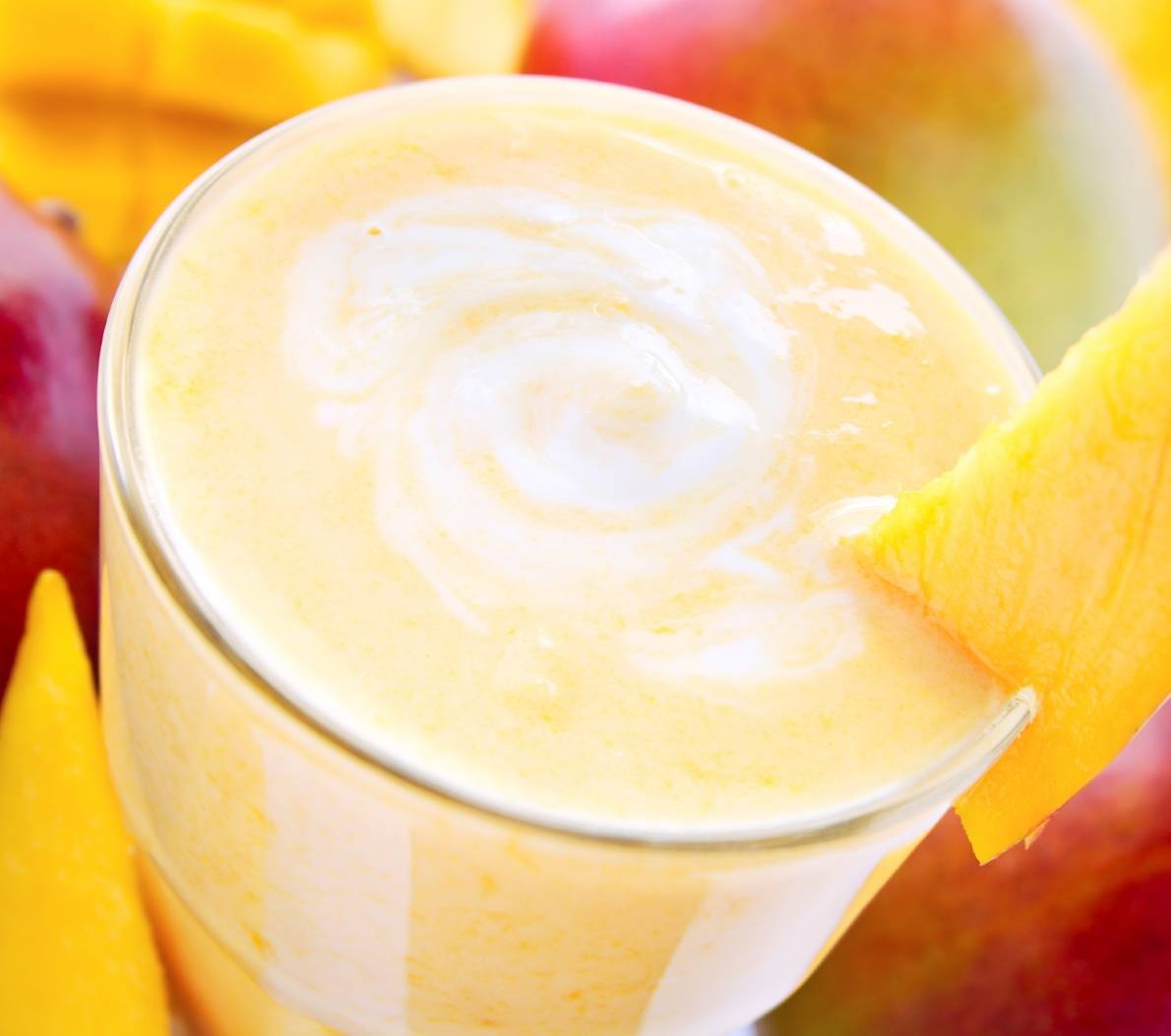 LeanBiotics Tropical Mango Smoothie