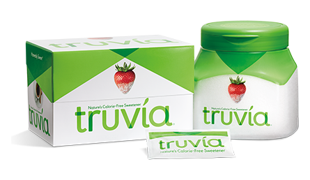 Truvia - Made from Stevia