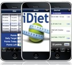 Weight Loss Mobile App