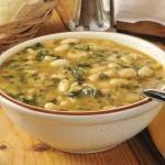 White Bean & Kale Soup