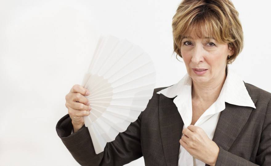 Exercise & Weight Loss Reduce Hot Flashes