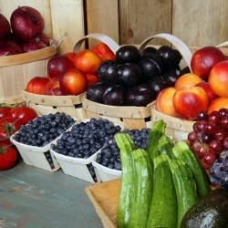 Fruits & Vegetables Help with Weight Loss