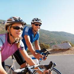 Biking for Exercise & Weight Loss