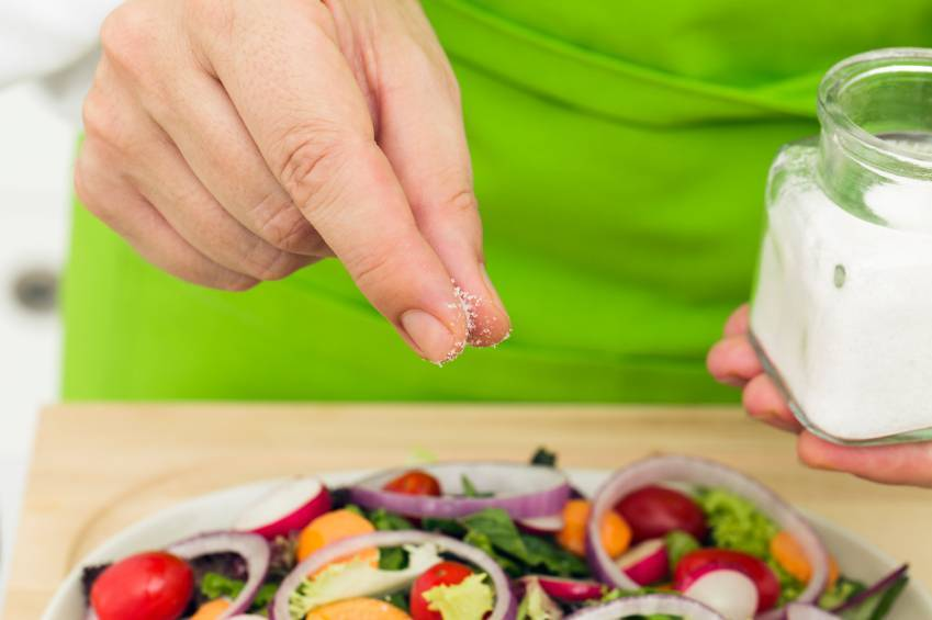 Sodium - Surprising Source & Health Effects