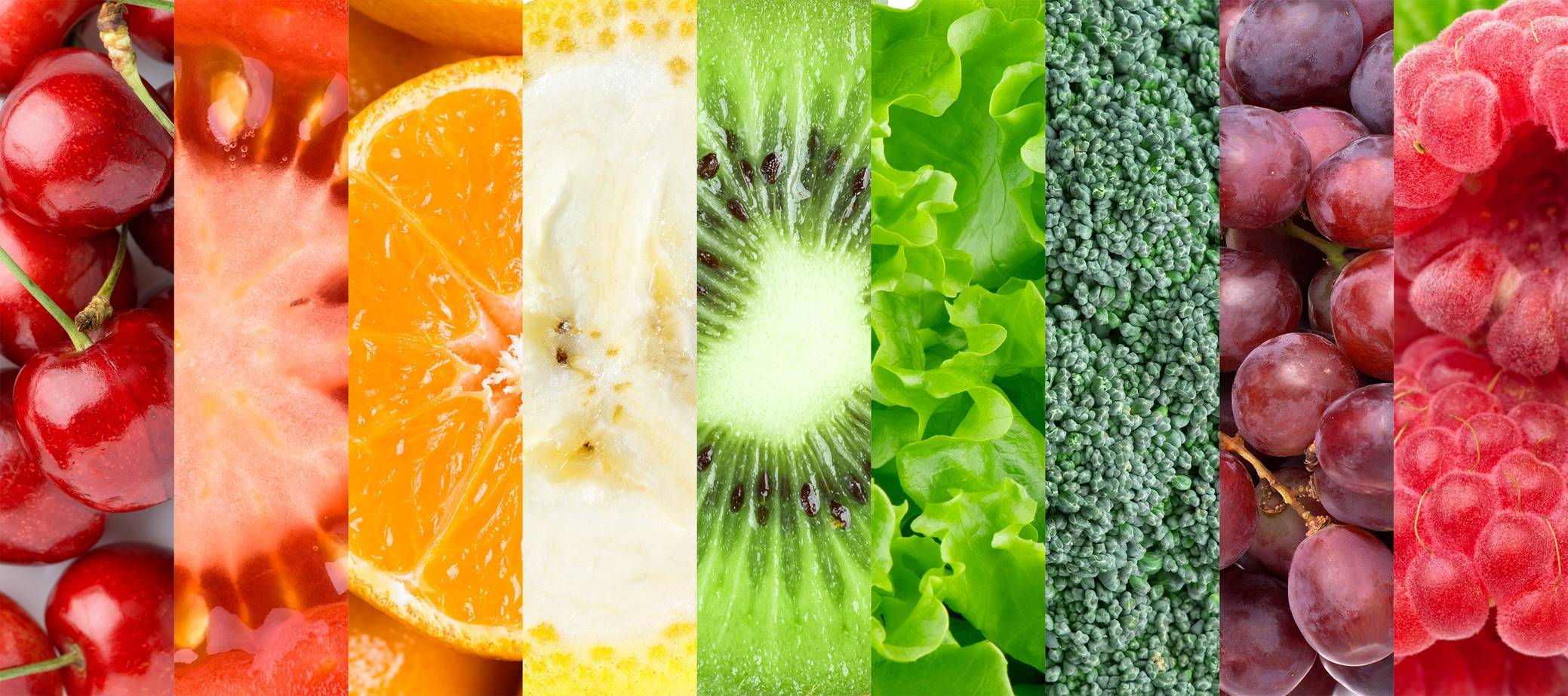 Fruits & Vegetables Boost Happiness