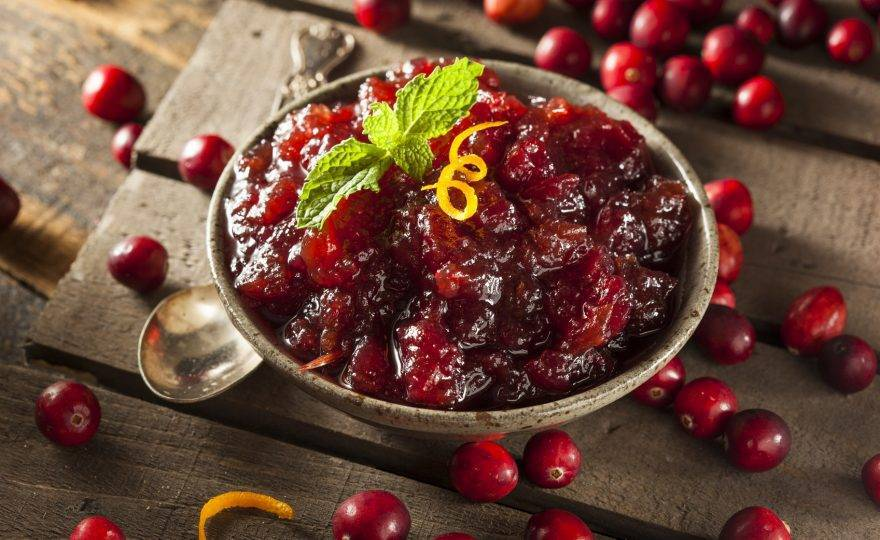 Whole Berry Cranberry Sauce