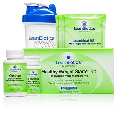 LeanBiotics Starter Kit Dutch Chocolate
