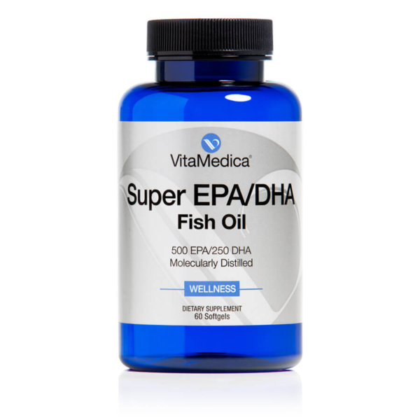 Super EPA/DHA Fish Oil
