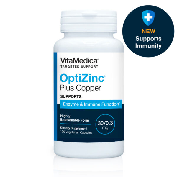 2020 VitaMedica OptiZinc - New